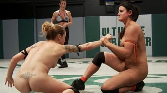 Penny Barber in 'Match 1 round 3 Nightmare vs Dragon NO TAGS FOR YOU DRAGON!!!'