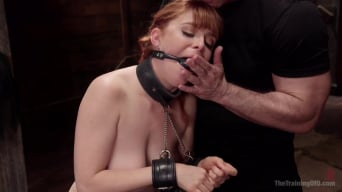 Penny Pax in 'Anal Sex Slave Penny Pax: In Service'