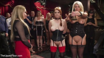 Penny Pax in 'Come Shot Orgy on the Upper Floor'
