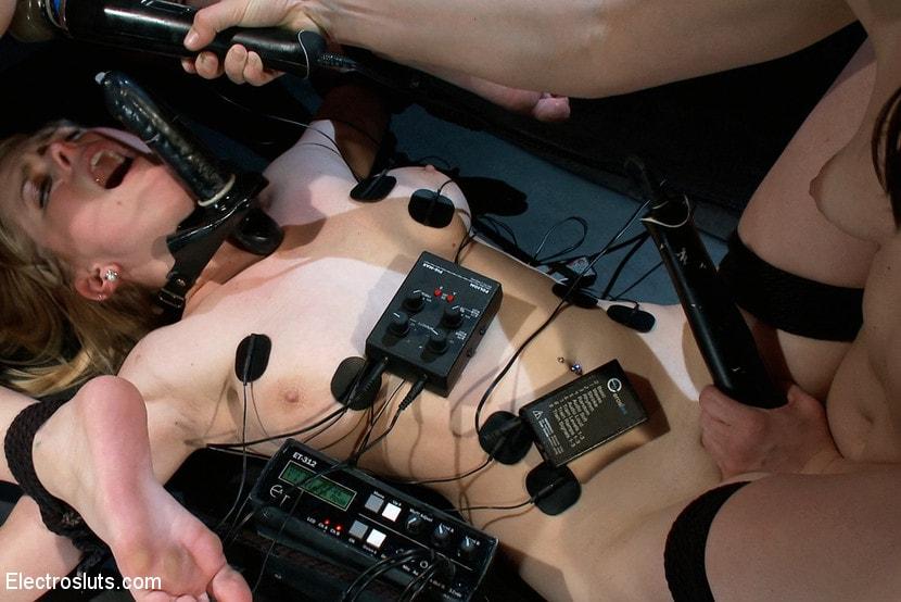 Bdsm Play, Electrosex