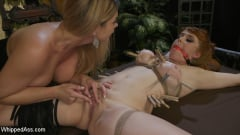 Penny Pax - Lesbian Femdom Role Switch Leaves Both Women Begging For More (Thumb 13)