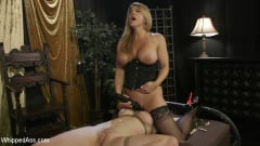 Penny Pax - Lesbian Femdom Role Switch Leaves Both Women Begging For More (Thumb 16)