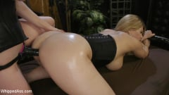 Penny Pax - Lesbian Femdom Role Switch Leaves Both Women Begging For More (Thumb 25)