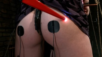 Penny Pax in 'Surrounded by Electricity'