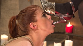 Penny Pax in 'Whipped Ass Halloween Feature Presentation: Le Dragon Rouge Part 2'