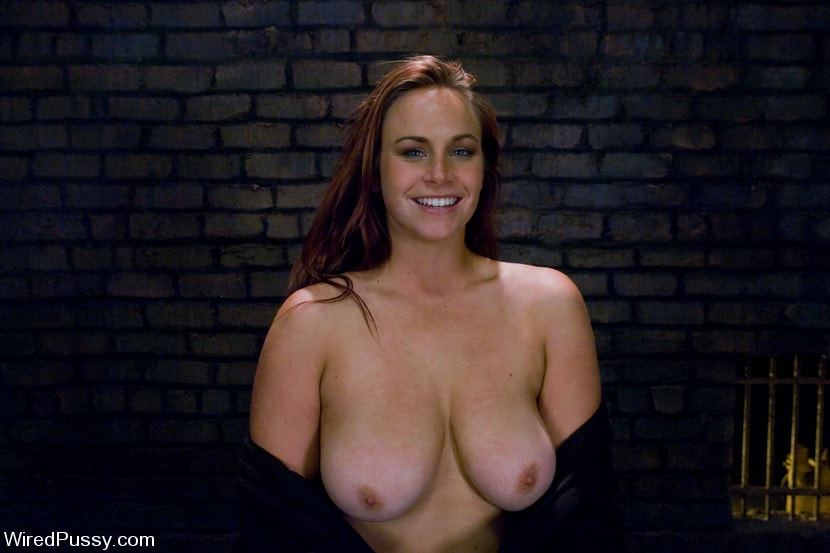 Kink 'Bella Rossi gets her big natural tits shocked and bound!!!' starring Princess Donna Dolore (Photo 11)
