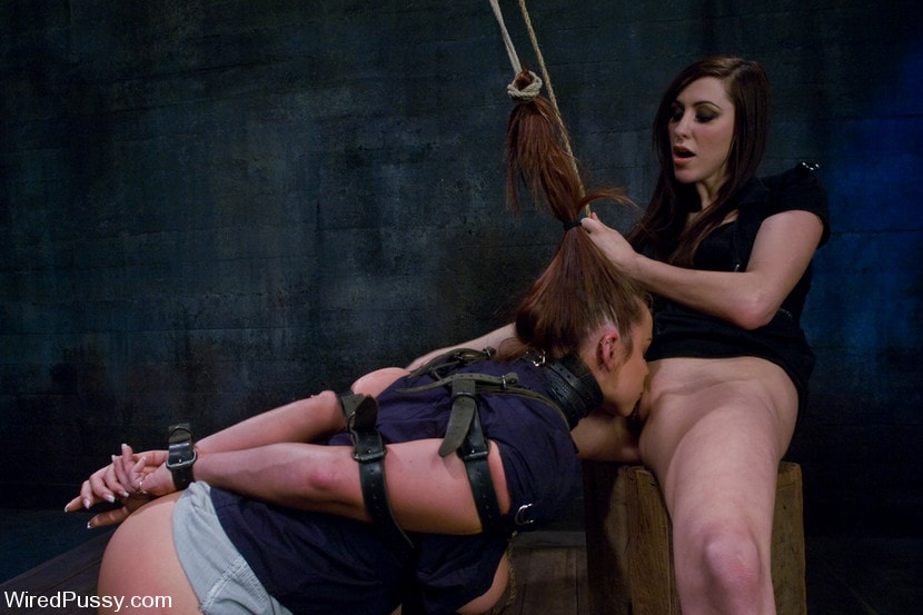 Kink 'Bella Rossi gets her big natural tits shocked and bound!!!' starring Princess Donna Dolore (Photo 15)