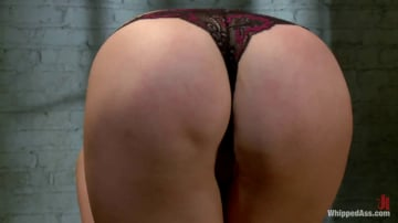Princess Donna Dolore - Maitresse Madeline PUNISHED and FUCKED and hazed in as director of Whipped Ass by Princess Donna!