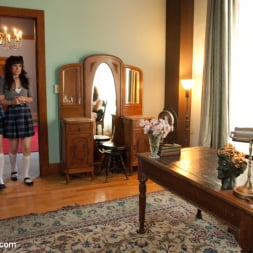 Proxy Paige in 'Kink' Anal Reform Girls: Punished with Enemas, Fisting and Strap-on (Thumbnail 22)