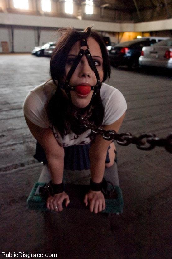 Kink 'First Timer' starring Raina Verene (Photo 1)