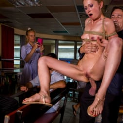 RAM in 'Kink' Blonde Czech Slut Gets Fucked In The ASS In Budapest (Thumbnail 9)