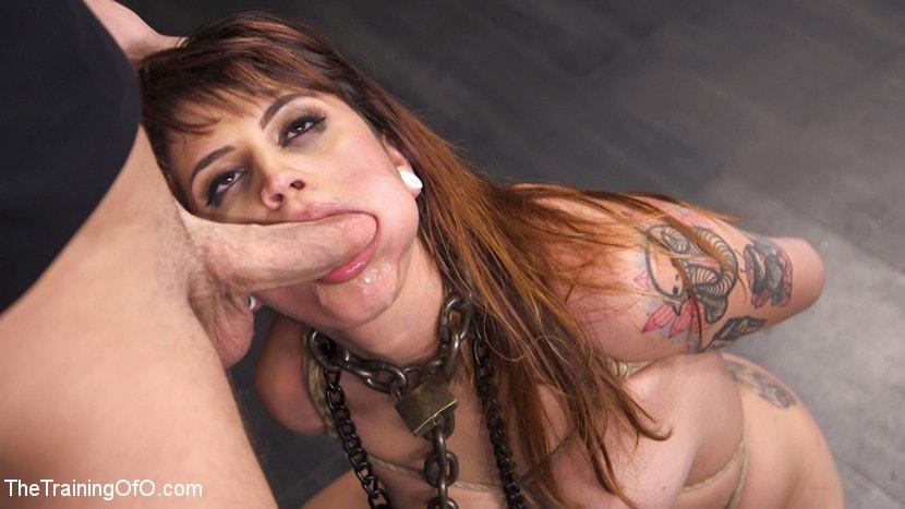 image Evil sadistic vixen that keps slaveboys