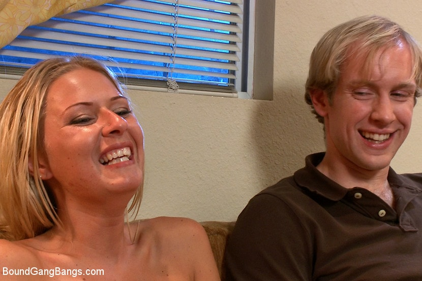 Kink 'The Loan Sharks' starring Riley Evans (photo 10)