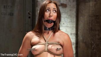 Rilynn Rae in 'Forging a Slave'