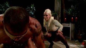 Lorelei Lee - A Chastity Punishment For The Fuck Slave