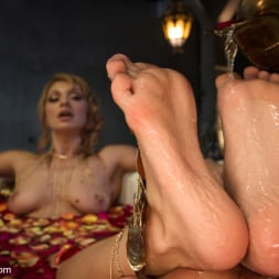 Lea Lexis in 'Kink' Exotic Foot Worship With Goddess Lea (Thumbnail 5)