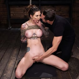Rocky Emerson in 'Kink' Back in Session! Rocky Emerson Fucked in Suspension for First Time (Thumbnail 4)