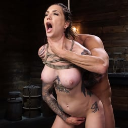Rocky Emerson in 'Kink' Back in Session! Rocky Emerson Fucked in Suspension for First Time (Thumbnail 11)