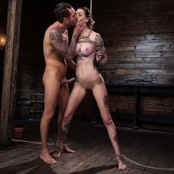 Rocky Emerson in 'Kink' Back in Session! Rocky Emerson Fucked in Suspension for First Time (Thumbnail 13)