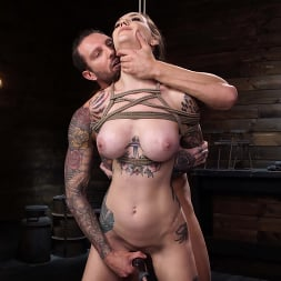 Rocky Emerson in 'Kink' Back in Session! Rocky Emerson Fucked in Suspension for First Time (Thumbnail 15)