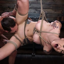 Rocky Emerson in 'Kink' Back in Session! Rocky Emerson Fucked in Suspension for First Time (Thumbnail 19)