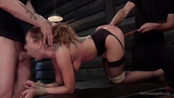 Roxanne Rae in 'Anal Slut Trained to Obey'