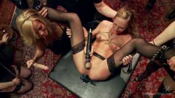 Roxy Rox - Anal Slave Petitioners Beg for Dick and Discipline
