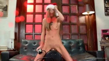 Roxy Rox - Sybian Bonus to take the Edge off your Holiday