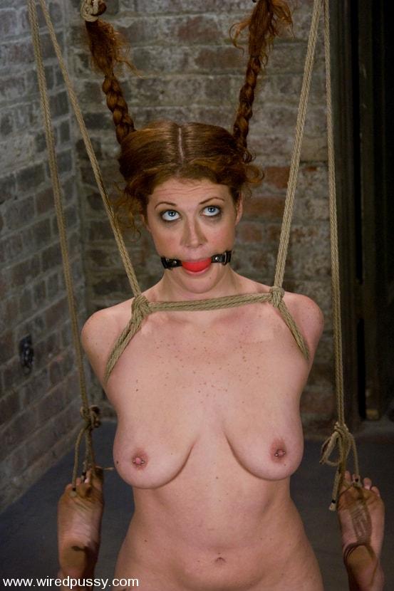 Kink 'PigTails' starring Sabrina Fox (Photo 5)