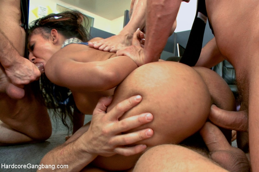 Kink 'Step-father offers her up to 5 guys in order to seal a business deal.' starring Sadie Santana (photo 3)