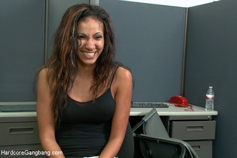 Kink 'Step-father offers her up to 5 guys in order to seal a business deal.' starring Sadie Santana (photo 9)