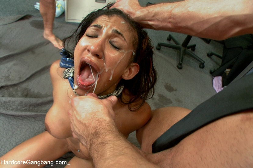 Kink 'Step-father offers her up to 5 guys in order to seal a business deal.' starring Sadie Santana (photo 20)