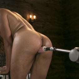 Sadie Santana in 'Kink' Tall and Long-Legged Latin Goddess Gets Machine-Fucked!! (Thumbnail 7)