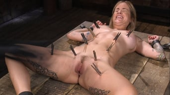 Sammie Six in 'Fresh Meat: Sammie Six Shackled in Grueling Bondage'