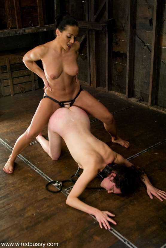 Kink 'Fresh Meat' starring Sandra Romain (Photo 9)