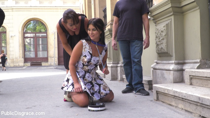 Kink 'Nervous Newbie Naomi Gets Fucked in her Neighborhood' starring Sandra Romain (Photo 6)