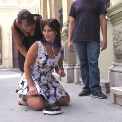Sandra Romain in 'Kink' Nervous Newbie Naomi Gets Fucked in her Neighborhood (Thumbnail 6)