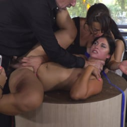 Sandra Romain in 'Kink' Nervous Newbie Naomi Gets Fucked in her Neighborhood (Thumbnail 22)