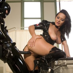 Sandra Romain in 'Kink' Sandra's Latex Slave (Thumbnail 4)
