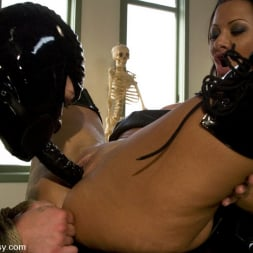 Sandra Romain in 'Kink' Sandra's Latex Slave (Thumbnail 7)