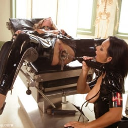 Sandra Romain in 'Kink' Sandra's Latex Slave (Thumbnail 8)