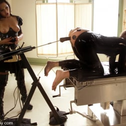 Sandra Romain in 'Kink' Sandra's Latex Slave (Thumbnail 13)