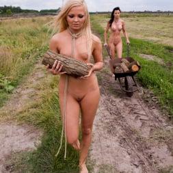 Sandra Romain in 'Kink' Sandra's Farm: Breaking in Jenna, Lea and Claudia (Thumbnail 2)