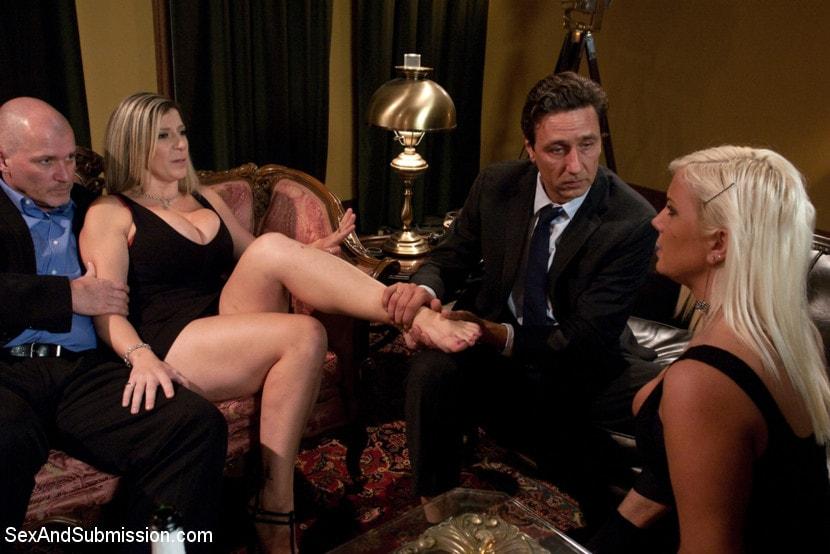 Kink 'Wife Swap' starring Sara Jay (Photo 19)