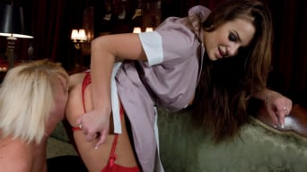 Sasha Knox in 'A Maid's Revenge'