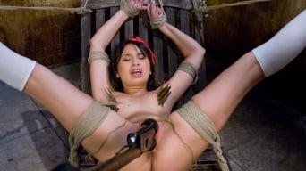 Sasha Yung in 'Sasha has soooo many firsts! Anal and squirt!'