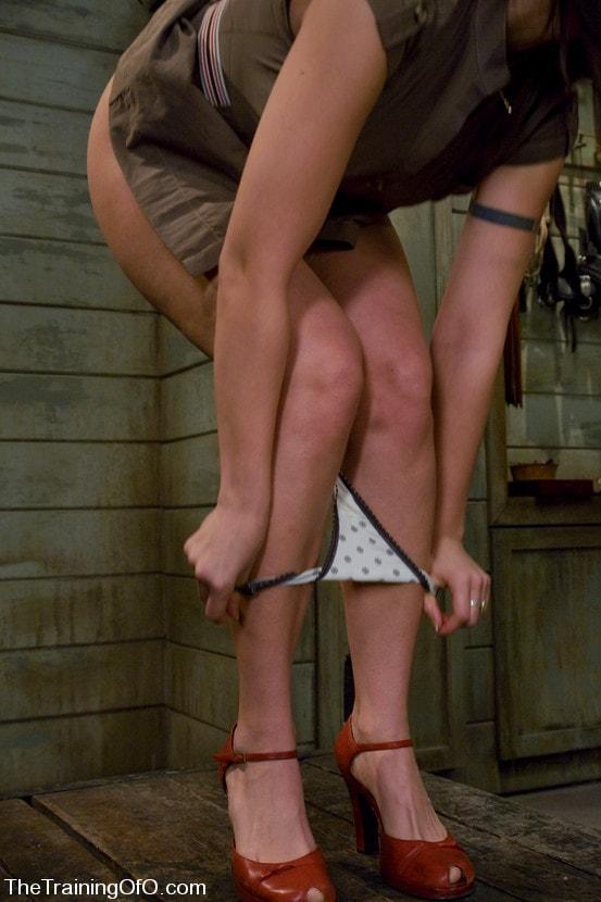 Kink 'The Training of Satine Phoenix, Day One' starring Satine Phoenix (Photo 15)