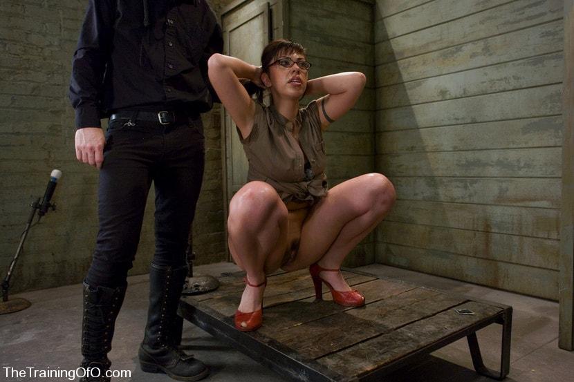Kink 'The Training of Satine Phoenix, Day One' starring Satine Phoenix (Photo 17)