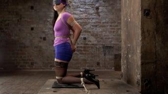 Scarlet Banks in 'Cums to HogTied'