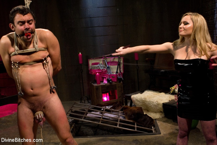 Kink 'From Worthless To Worthy In Five Mistresses: Episode 1' starring Scout (Photo 3)